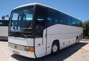 55 kişilik Geniş Otobüsler