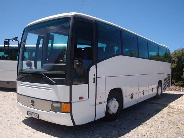 Λεωφορειο έως 55 επιβάτες