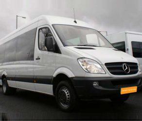Minibus έως 17 επιβάτες